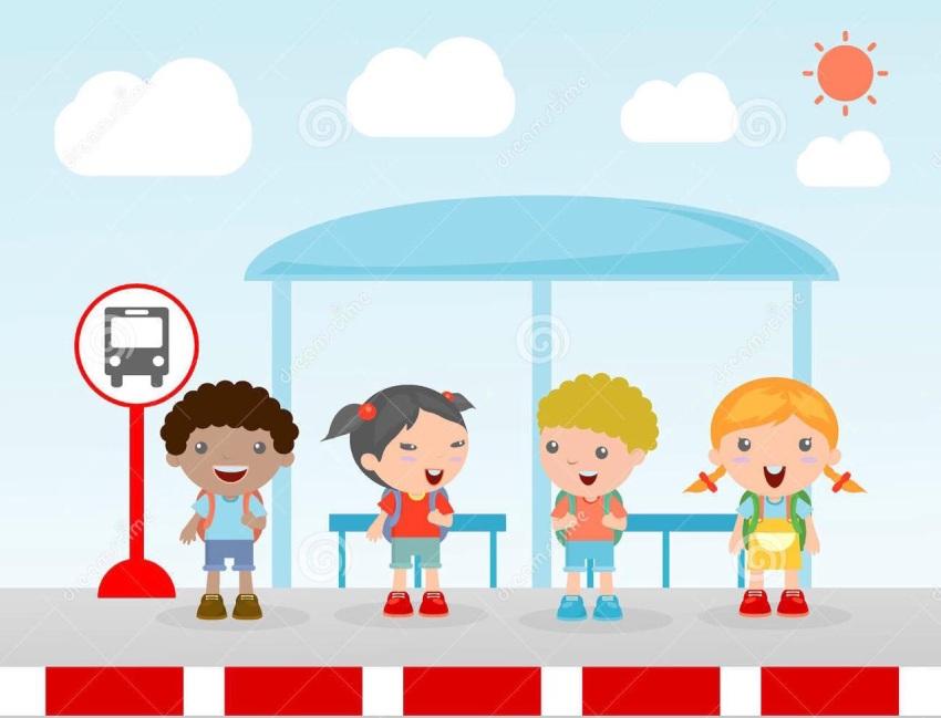 Начался учебный сезон и в связи с этом хотели бы рассказать Вам о правилах безопасности для детей и взрослых пассажиров общественного транспорта
