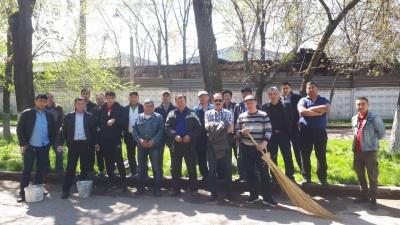 Алматыэлектротранс и Жасыл Ел