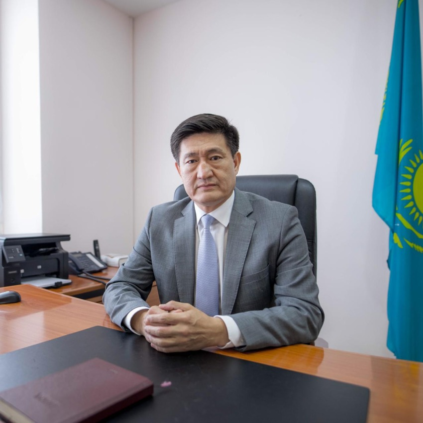Новый генеральный директор ТОО «Алматыэлектротранс»